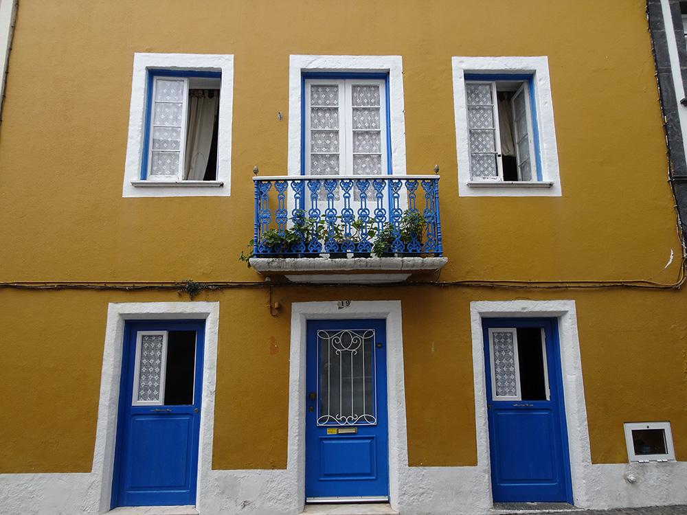 Het kleurrijke Ponta Delgada