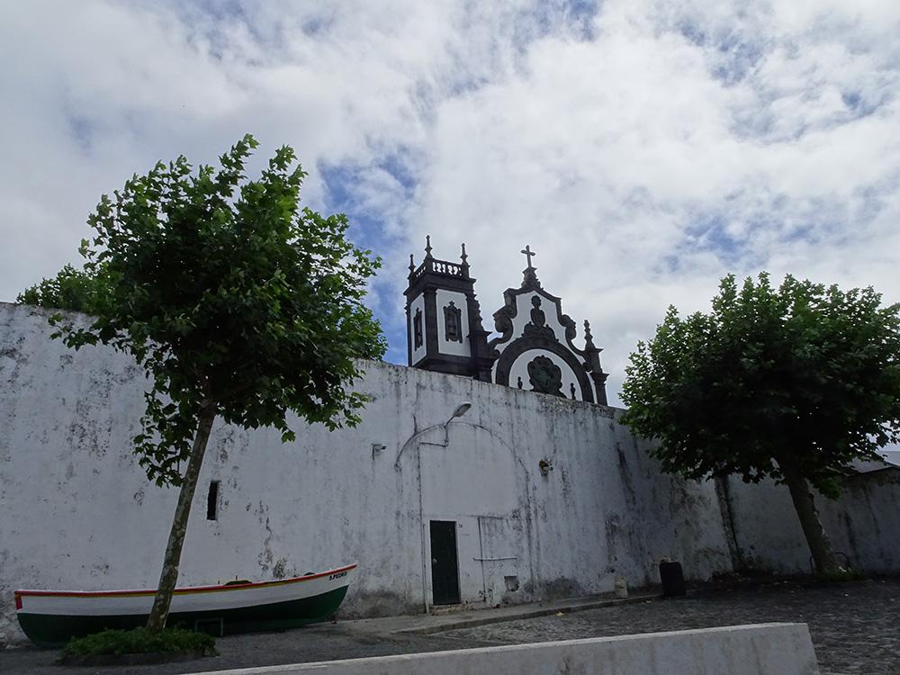 Klooster op São Miguel - De Azoren