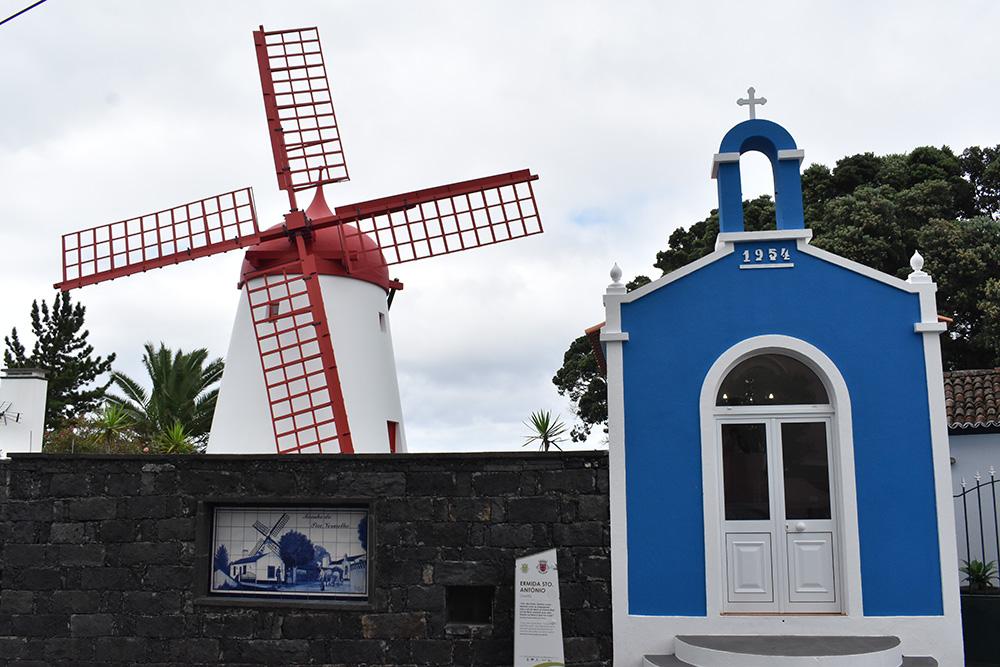 Vlaamse molens op São Miguel