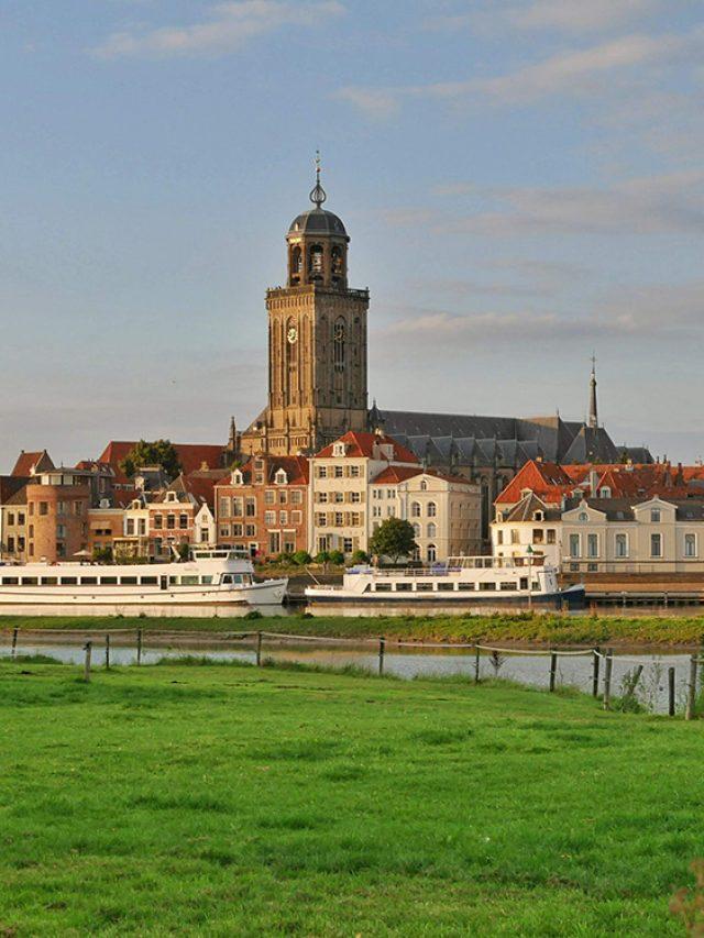 Weekendje Deventer: de leukste hotels